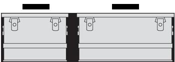 ALUTEC Aluminiumboxen Piktogramm