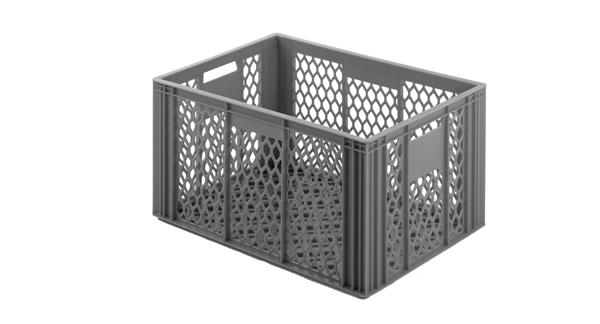 Aluminiumkisten, 605070 Aluboxen
