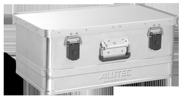 Aluminiumkisten, A 40 Aluboxen