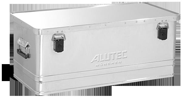 Aluminiumkisten, A 81 Aluboxen