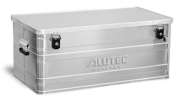 Aluminiumkisten, B 140 Aluboxen