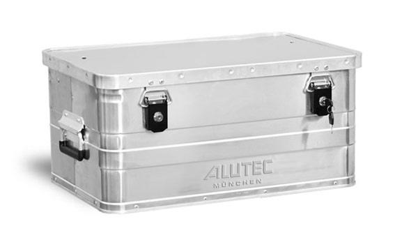 Aluminiumkisten, B 47 Aluboxen