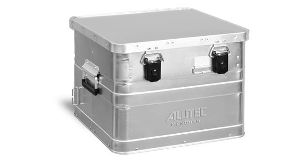 Aluminiumkisten, B 50 Aluboxen