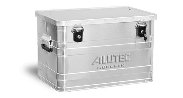 Aluminiumkisten, B 70 Aluboxen