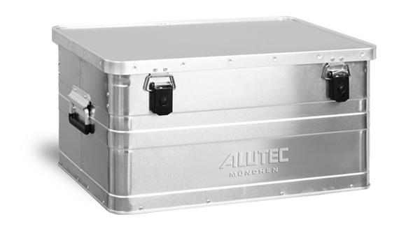Aluminiumkisten, B 72 Aluboxen