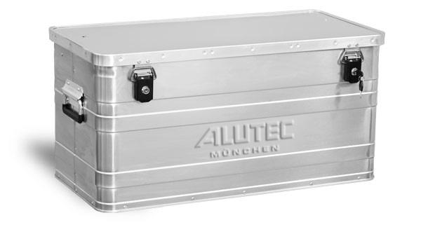Aluminiumkisten, B 90 Aluboxen