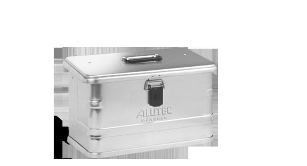 Aluminiumkisten, C 29 Aluboxen