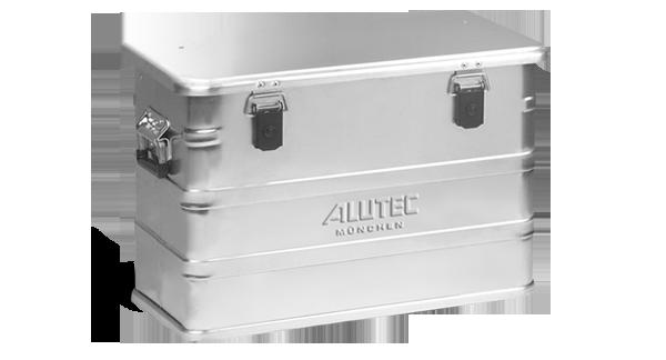 Aluminiumkisten, C 76 Aluboxen