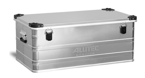 Aluminiumkisten, D 140 Aluboxen