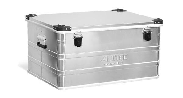 Aluminiumkisten, D 157 Aluboxen