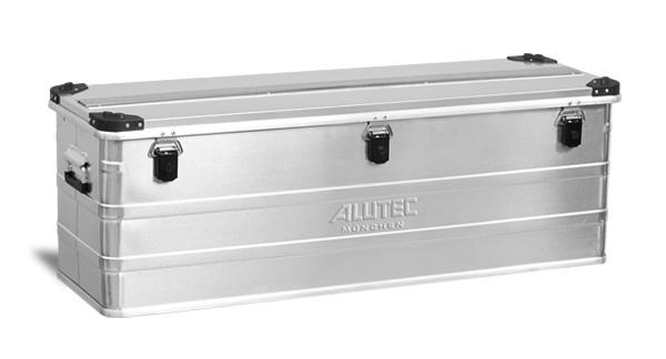 Aluminiumkisten, D 163 Aluboxen