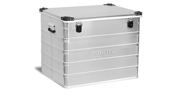 Aluminiumkisten, D 240 Aluboxen