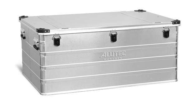 Aluminiumkisten, D 415 Aluboxen