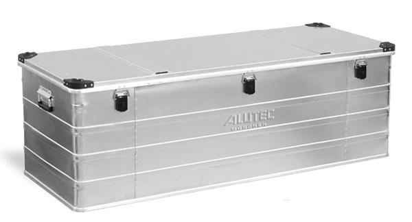 Aluminiumkisten, D 400 Aluboxen