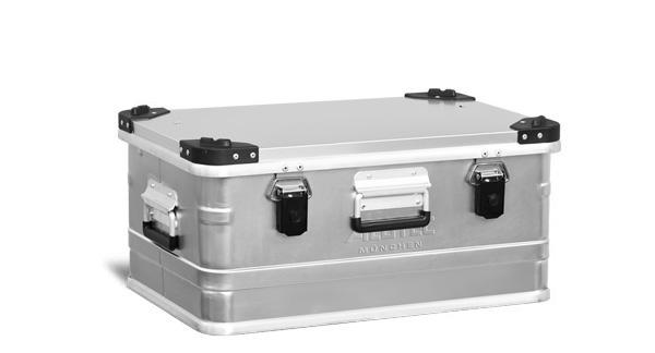 Aluminiumkisten, D 47 Aluboxen