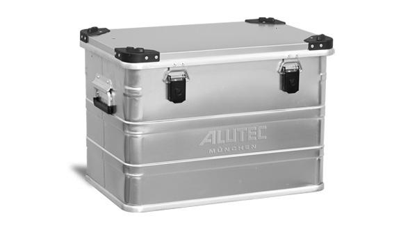 Aluminiumkisten, D 76 Aluboxen
