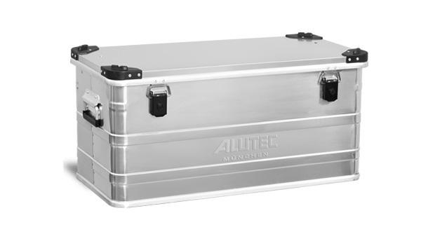 Aluminiumkisten, D 91 Aluboxen