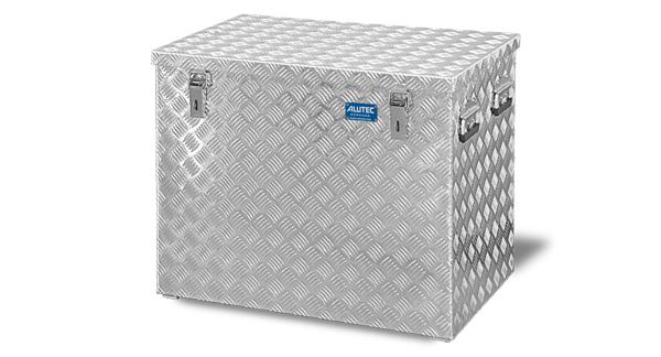 Aluminiumkisten, R 234 Aluboxen