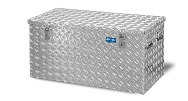 Aluminiumkisten, R 250 Aluboxen
