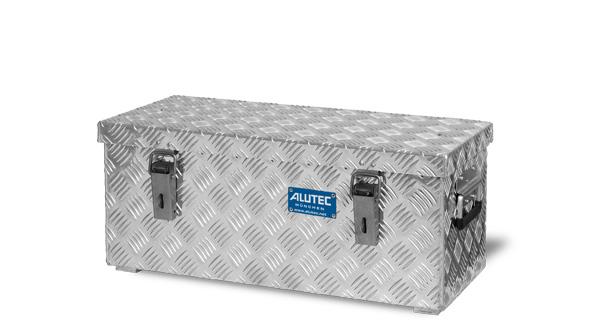 Aluminiumkisten, R 37 Aluboxen