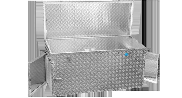 Aluminiumkisten, R 883 Aluboxen