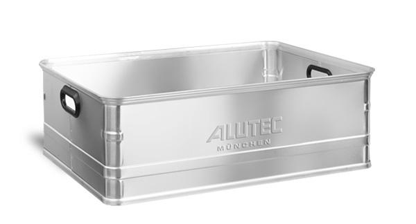 Aluminiumkisten, U 113 Aluboxen