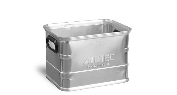 Aluminiumkisten, U 28 Aluboxen