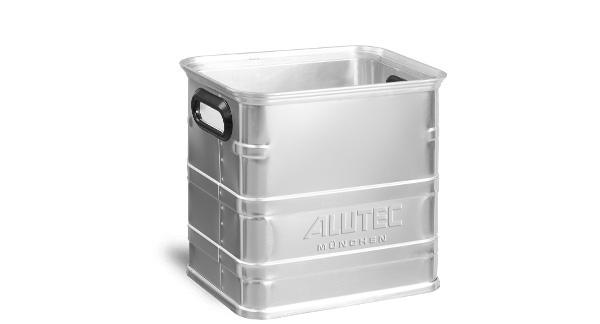 Aluminiumkisten, U 40 Aluboxen