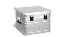 Aluminiumkisten, büroboxen-serie Aluboxen