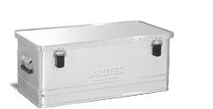 Aluminiumkisten, A-BOXEN-SERIE Aluboxen