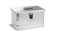 Aluminiumkisten, C-boxen-serie Aluboxen