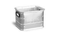 Aluminiumkisten, U-boxen-serie Aluboxen